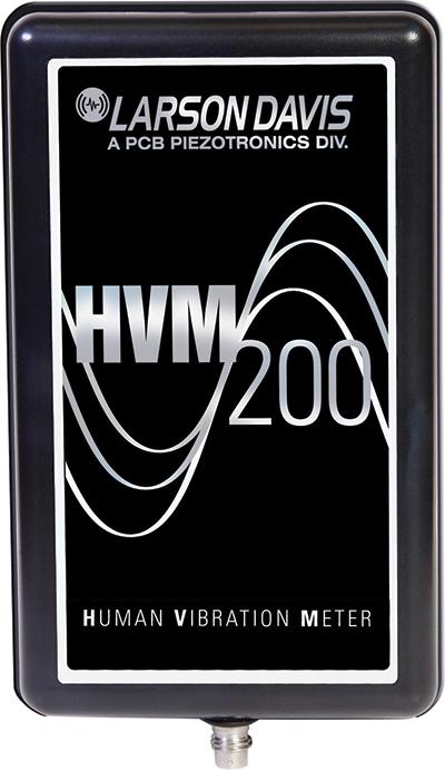 Human Vibration Monitor