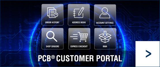 PCB Piezotronics | Sensors to measure vibration, acoustics, force
