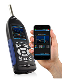 Hand-held & Attended Noise Monitoring Systems Model 831C