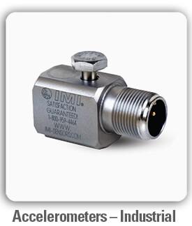 Industrial Accelerometers