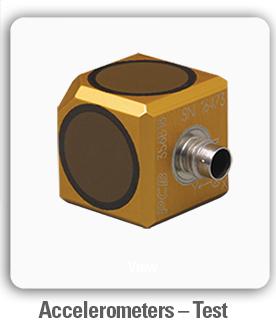 Test Accelerometers
