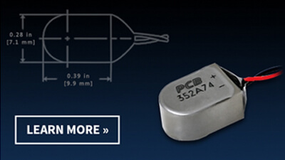 Accelerometers - Sensors for Shock, Vibration and Acceleration