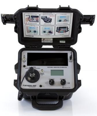 Industrial Portable Vibration Calibrator