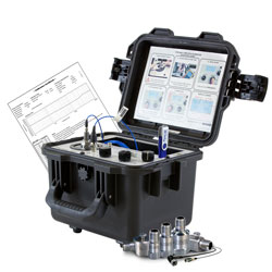 Portable Vibration Calibrators and Shaker Tables